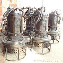山东金泉4寸渣浆泵6寸不阻塞渣浆泵抽渣泵图片