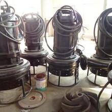 鞍山5.5KW污水泥浆泵7.5KW不堵塞泥浆泵11KW高浓度泥浆泵图片