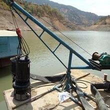 江河湖海用大流量抽砂泵深水泥沙泵图片