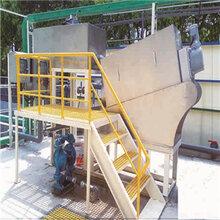 诸城清源机械供应QYES系列叠螺式污泥脱水机,污泥脱水设备厂家直销
