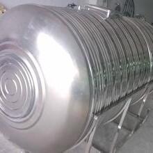 徐州伟邦不锈钢浴室用保温水箱圆柱形保温水箱