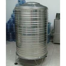 镇江伟邦不锈钢浴室用保温水箱圆形水箱