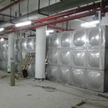 宁波伟邦不锈钢消防水箱组合水箱