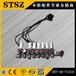 山特松正供应各种车型小松挖掘机电磁阀组总成PC650-8的209-60-77240小松挖掘机装载机配件山推推土机配件