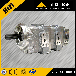 山特松正郴州供应小松PC38UU-1挖掘机齿轮泵配件705-41-08001