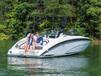 2016年雅马哈242自然吸气喷泵式高速喷射艇
