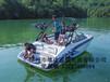 19尺雅马哈高功率机械增压运动喷射艇AR192
