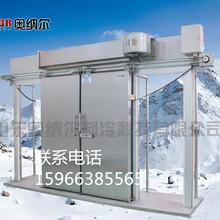 冷库门安装公司聚氨酯冷库门生产安装整体冷库保温门设计安装