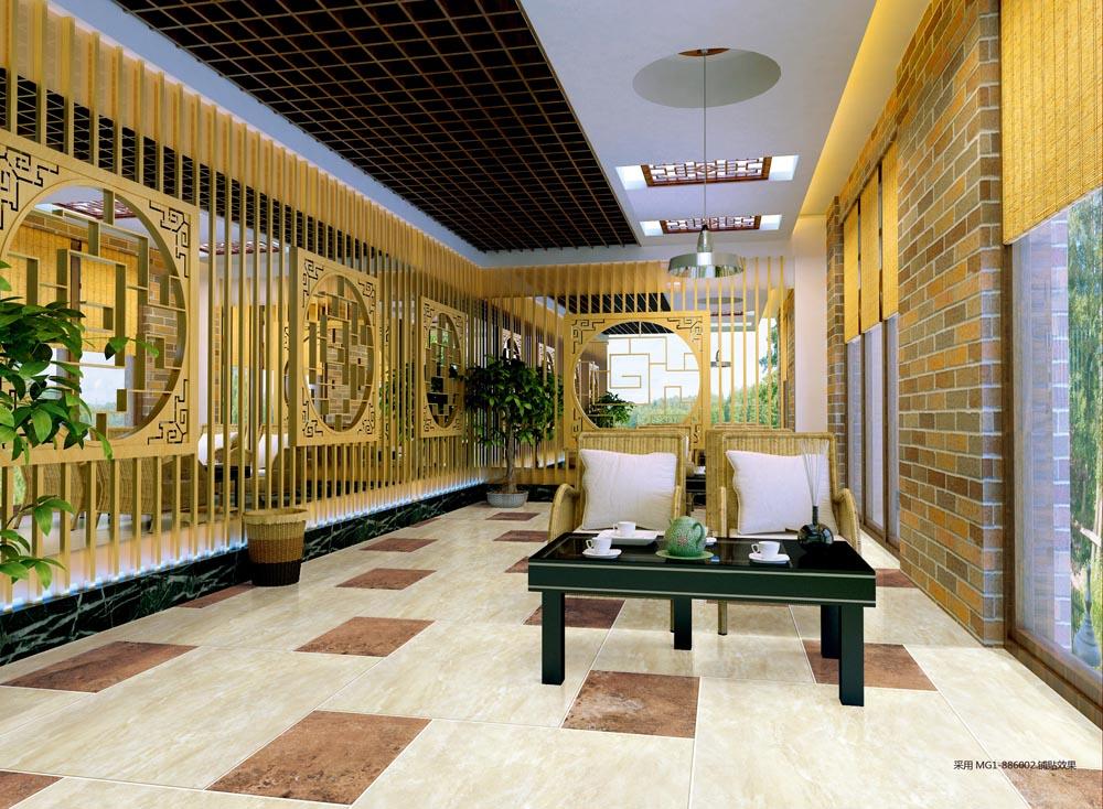 壁纸等带有浓厚复古风韵的家居装饰元素的兴起