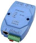 网口开关量采集模块4路开关量输入输出开关量转网络图片
