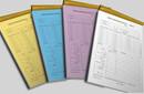 乳山收据出入库单无碳复写联单印刷厂,优惠免费送货图片