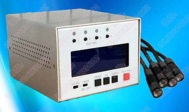 UVLED厂家直销UVLED固化光源LX-D40瞬间固化胶水