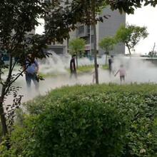 公园雾森系统驻马店厂家图片