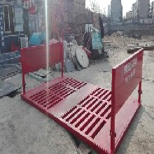 叶县工程自动洗轮机10年老厂图片