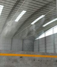 武陟车间喷雾降尘系统工艺先进图片