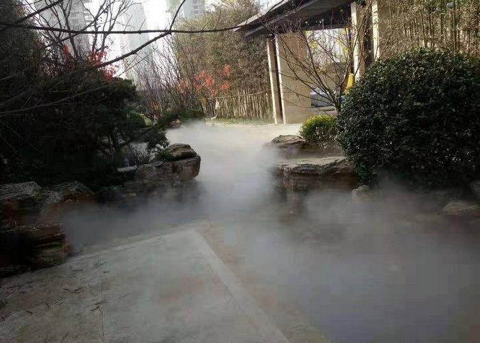 泰州冷雾系统原理