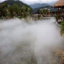武汉园林景观造雾方案图片