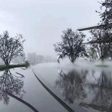 湘潭景观喷雾设备原理图片