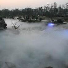 常州别墅区造雾设备原理图片