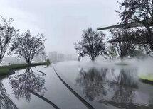 西峡公园雾森系统方案图片3