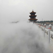咸宁高压冷雾设备方案图片
