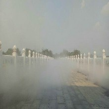 莱芜景区山庄造雾设备主机图片