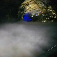 苏州人造雾森喷雾设备主机图片