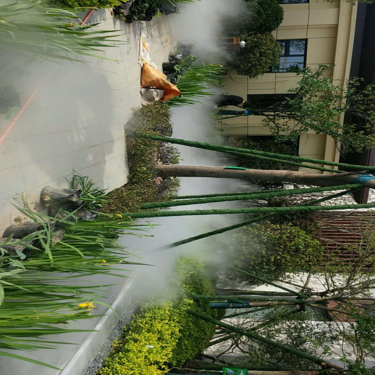 新縣人工造霧設備品牌