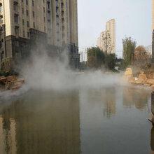 聊城校园专用雾森系统上门安装图片