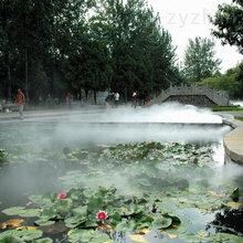 铜陵餐厅降温系统环保节能图片