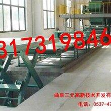 制板機防火板機械玻鎂板生產線圖片
