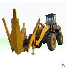 铲车移树机四瓣式挖树机国标铲车安装挖树机一机两用