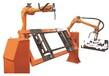 钢跳板型材焊接机——机器人