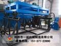 轮胎式翻堆机/造粒机/分筛机/粉碎机/烘干机/有机肥全套设备图片