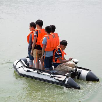 充气钓鱼船价格