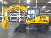 DLS100-9A10吨液压轮式挖掘机供应