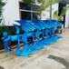 福建泉州大型三铧犁四铧犁液压翻转犁厂家