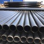 福建热浸塑钢管厂家直销热浸塑电缆保护管