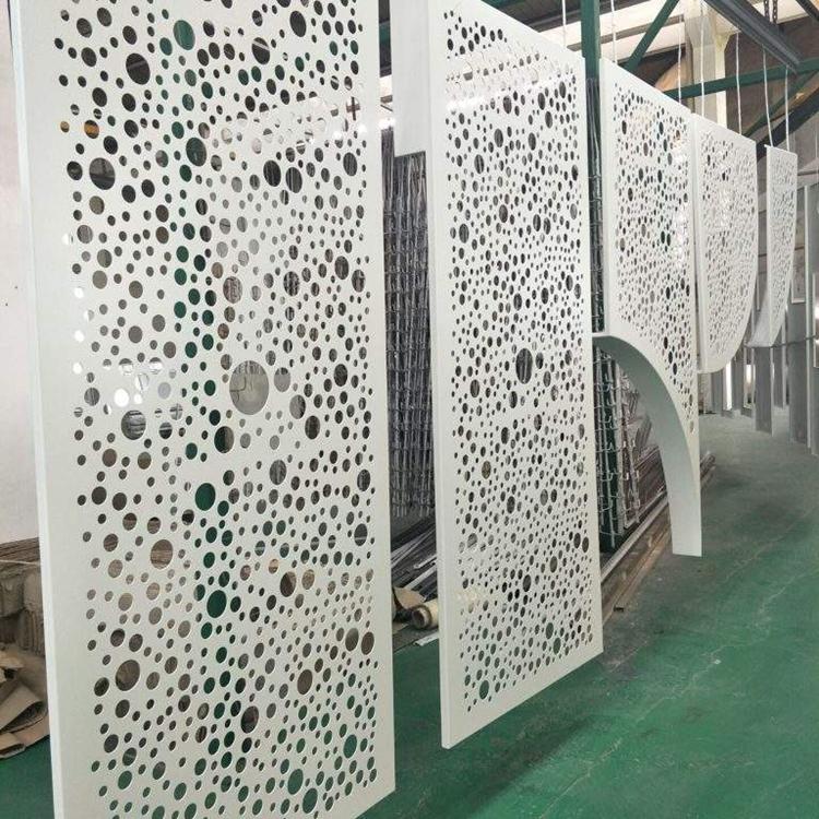 天津幕墙铝单板镂空设计生产安装