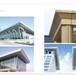 商場木紋包柱鋁單板商場包圓柱鋁板弧形