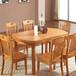 供青海格尔木餐桌和玉树餐桌椅详情