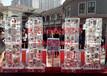 产品营销用破冰取物现场互动冰雕,武汉必耀雕塑公司承接各类冰雕体验营销