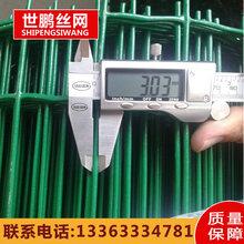 安平世鹏丝网厂全国销售喷塑电焊网,PVC电焊网,铁丝网,PVC网图片