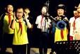 江干宏人录音棚上演杭州博文小学六一特辑——《少年中国说》