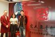 2016超级女声浙江直通车选手苏诗雅走进杭州萧山宏人录音棚
