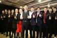 积分宝企业高管团队走进杭州宏人录音棚