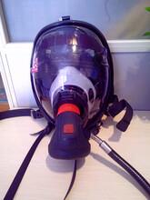 正压空气呼吸器供气阀配全面罩