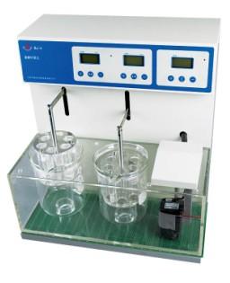 崩解仪出口定制英文程序崩解时限测试仪电源电压110V
