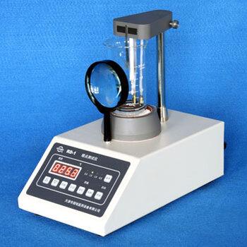 RD-1熔點測試儀智能數顯人工油浴帶打印熔點儀