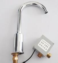 KPTY智能自發電二次感應醫用水龍頭側面感應醫院洗手器圖片